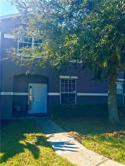 Orlando Townhouse For Sale: 14106 Boca Key Drive