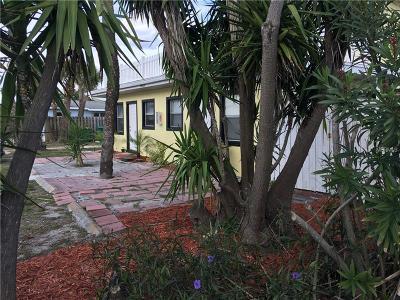 Indialantic Multi Family Home For Sale: 1403 S Miramar Avenue #a, b, c,