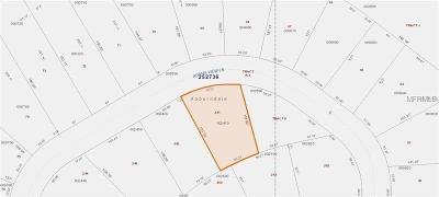Auburndale Residential Lots & Land For Sale: 546 Adams View Lane