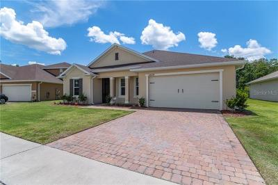 Kissimmee Single Family Home For Sale: 4920 Whistling Wind Avenue