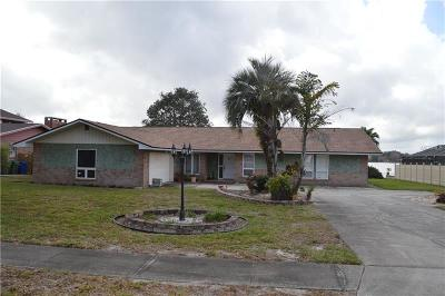 Winter Haven Single Family Home For Sale: 128 Mirror Lane NW