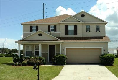Windwood Bay Ph 01, Windwood Bay Ph 02, Windwood Bay Ph 1, Windwood Bay Ph 2 Single Family Home For Sale: 389 Sand Ridge Drive
