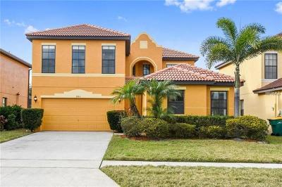 Kissimmee Single Family Home For Sale: 2954 Marbella Drive