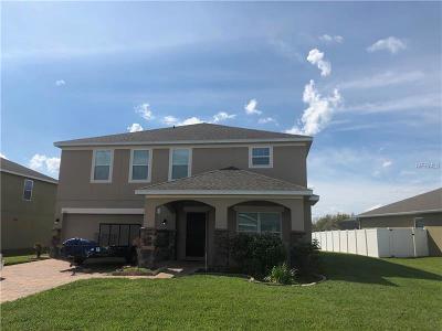 Saint Cloud Single Family Home For Sale: 3612 Cape Court