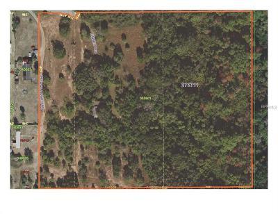 Davenport Residential Lots & Land For Sale: 1725 Finney Road