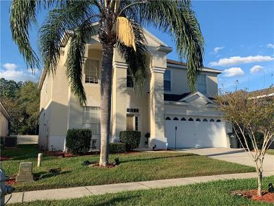 Single Family Home For Sale: 8060 King Palm Circle