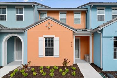Davenport Townhouse For Sale: 309 Captiva Drive