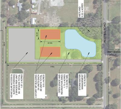 Kissimmee Residential Lots & Land For Sale: 4109 Reaves Road