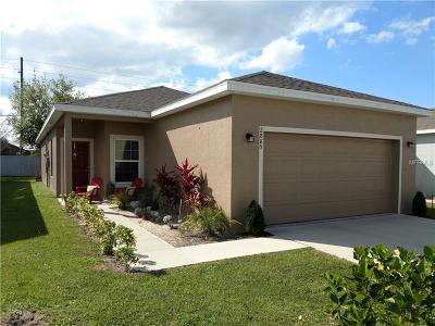 Winter Haven Single Family Home For Sale: 2885 Whispering Trails Drive