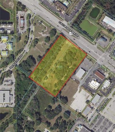 Kissimmee Residential Lots & Land For Sale: E Irlo Bronson Mem Highway