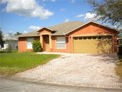 Kissimmee Single Family Home For Sale: 103 San Benito Way