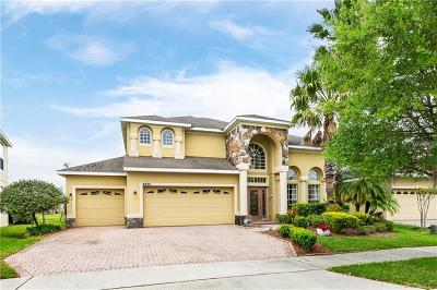 Orlando Single Family Home For Sale: 5830 Cheshire Cove Terrace
