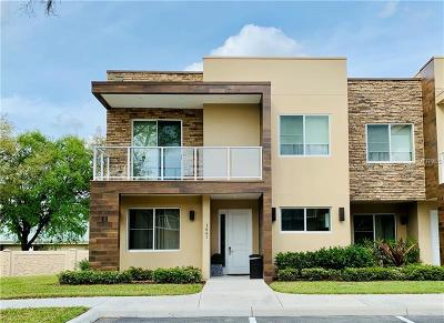 Kissimmee Townhouse For Sale: 7641 Recife Drive