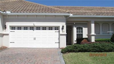 Kissimmee Townhouse For Sale: 2441 Painter Lane