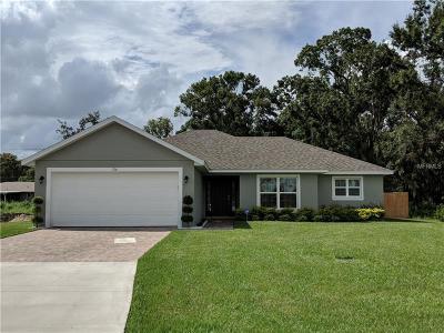 Saint Cloud Single Family Home For Sale: 1364 Wood Lake Circle