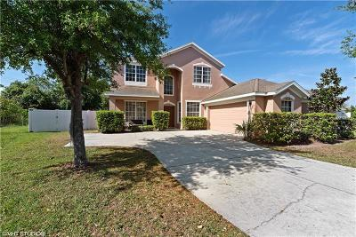 Kissimmee Single Family Home For Sale: 2724 Stratham Court