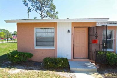 Kissimmee FL Villa For Sale: $99,900