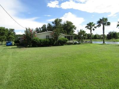 Kissimmee Mobile/Manufactured For Sale: 1595 Macy Island Road