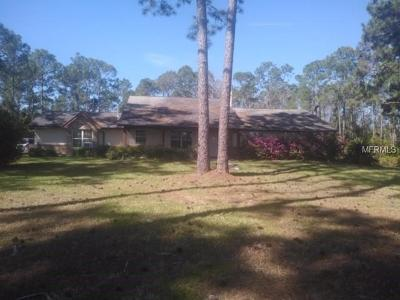 Orange County, Osceola County Single Family Home For Sale: 1660 Cassidy Drive