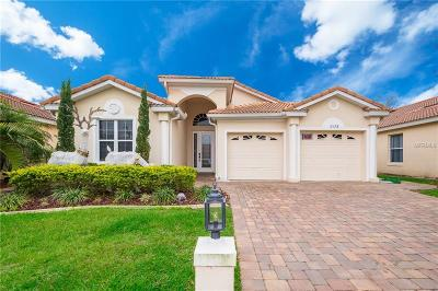 Kissimmee Single Family Home For Sale: 2973 Marbella Drive