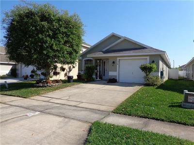 Kissimmee FL Single Family Home For Sale: $203,000