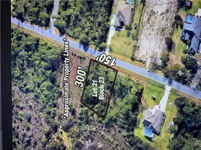 Orlando Residential Lots & Land For Sale: Ortega Street