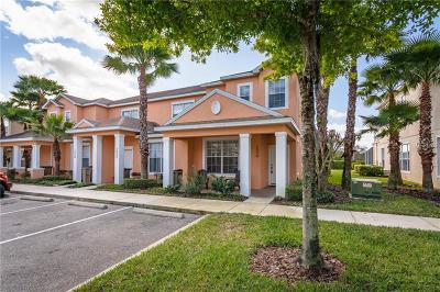 Clermont, Kissimmee, Orlando, Windermere, Winter Garden, Davenport Townhouse For Sale: 1530 Still Drive