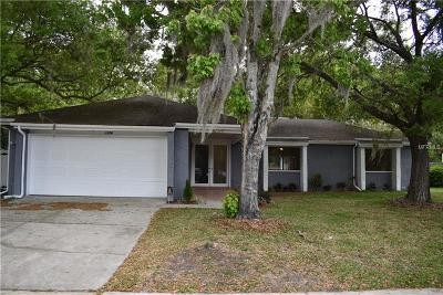 Longwood Single Family Home For Sale: 1336 N Marcy Drive