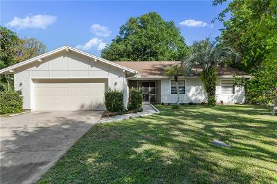 Single Family Home For Sale: 1743 Moss Court