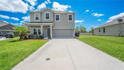 Saint Cloud Single Family Home For Sale: 3909 Wind Dancer Circle