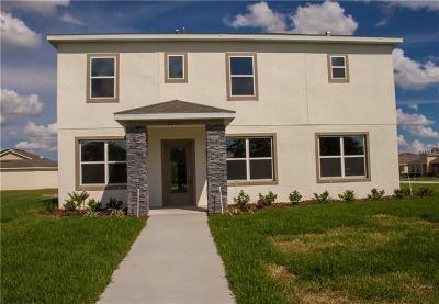 Lake County, Orange County, Osceola County, Seminole County Single Family Home For Sale: 2655 Trafalgar Boulevard