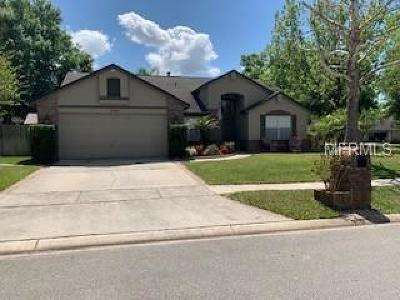 Single Family Home For Sale: 2632 Spring Glen Lane