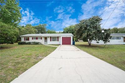 Deland Single Family Home For Sale: 2318 W Magnolia Road