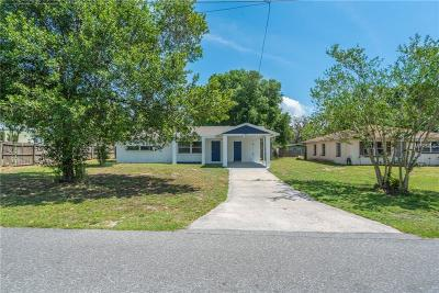 Leesburg Single Family Home For Sale: 912 Newman Drive