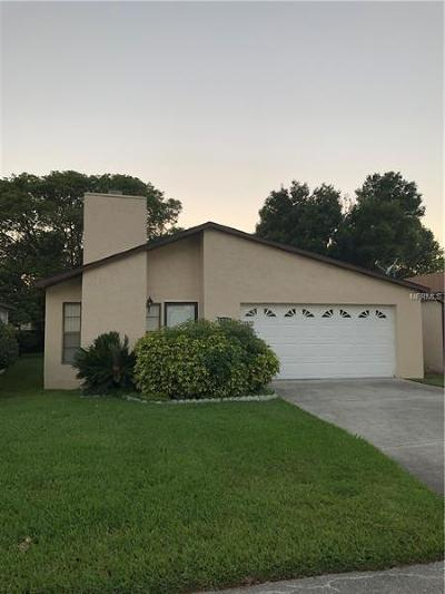 Winter Haven Single Family Home For Sale: 1815 Columbia Drive