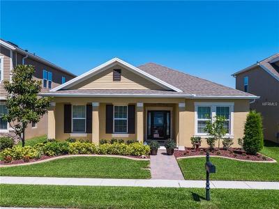 Saint Cloud Single Family Home For Sale: 1519 Reflection Cove