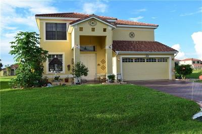 Kissimmee Single Family Home For Sale: 460 Cinnamon Drive