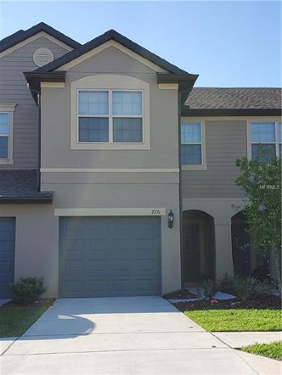 Orlando FL Townhouse For Sale: $229,000