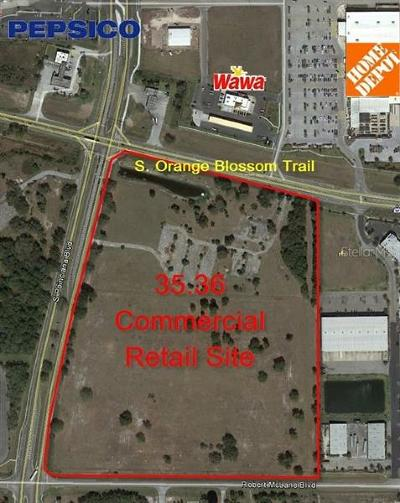 Commercial For Sale: 1701 S Poinciana Boulevard