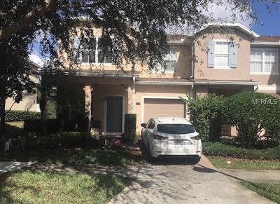 Orlando Townhouse For Auction: 11837 Great Commission Way