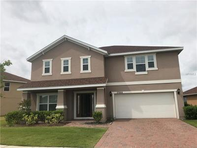 Kissimmee Single Family Home For Sale: 2266 Sheboygan Place