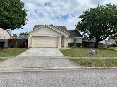 Kissimmee Single Family Home For Sale: 1641 Liggins Avenue