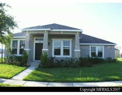 Kissimmee Rental For Rent: 3124 Grasmere View Parkway