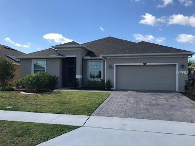 Single Family Home For Sale: 4800 Terra Sole Place