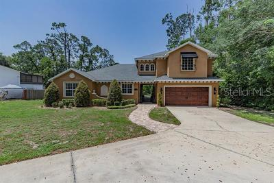 Sanford Single Family Home For Sale: 401 W Crystal Drive