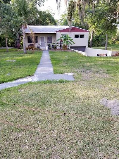 Kissimmee Single Family Home For Sale: 3425 Marsh Road