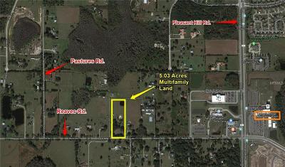 Kissimmee Residential Lots & Land For Sale: 4125 Reaves Road