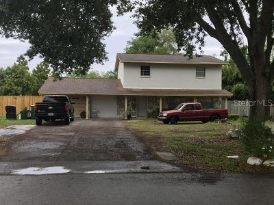Kissimmee Single Family Home For Sale: 1335 N Lyndell Drive