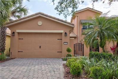 Clermont, Davenport, Haines City, Winter Haven, Kissimmee, Poinciana, Orlando, Windermere, Winter Garden Villa For Sale: 2334 Palm Tree Drive
