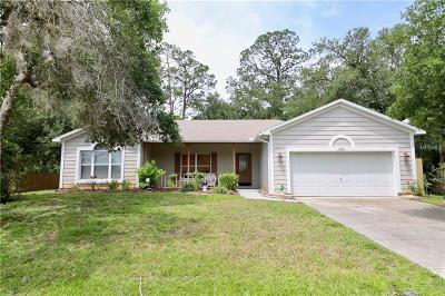 Saint Cloud Single Family Home For Sale: 1832 Vera Drive
